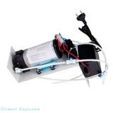 Atoll UP-7000 насос повышения давления в сборе на кронштейне, 24 В, комплект повышения давления