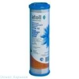 Atoll EPM-10 спрессованный угольный картридж, карбонблок