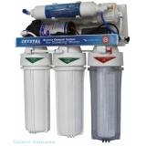 Crystal CFRO-550P система обратного осмоса с помпой