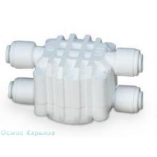 Organic WB-CV0201W-Q четырехходовой клапан, отсечной клапан, автопереключатель