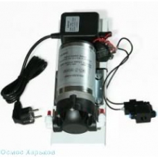 Organic WE-P 6005 Booster Pump (Organic WE-P6005) помпа в фильтр обратного осмоса; помповый комплект Тайвань