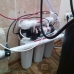 Установка системы обратного осмоса специалистом в Харькове