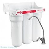 Трехступенчатые питьевые фильтры