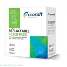 Pure Ecosoft CHV3ECOEXP комплект префильтров для системи обратного осмосу, США Украина