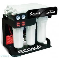 Ecosoft RObust 1000 высокопроизводительный фильтр обратного осмоса компании Экософт, Украина