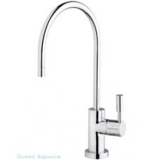 Кран для питьевой системы в стиле Хай-тек (Модерн) большой для питьевой системы и фильтра обратного осмоса