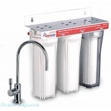 Новая Вода NW-F300 трехступенчатая питьевая система, Украина Тайвань