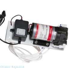 Новая Вода Pump set помповый комплект в фильтр обратного осмоса, бустерный насос, Тайвань